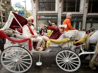 Carriage Limousine Service - Horse Drawn Carriages 2