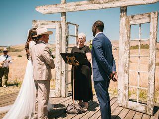 Cheryl Bariel Officiant, Bella Wedding Day 6