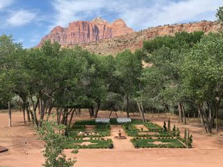 Zion Red Rock 2