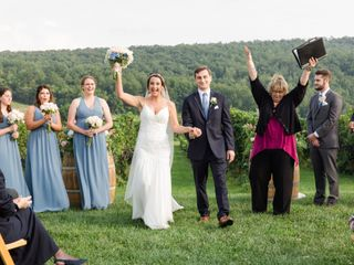 Northern Virginia Marriage Officiant 2