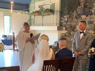 Victoria O. Milne, Albany - Adirondack Wedding Officiant 4