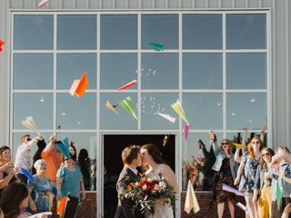 The Steel Barn Event Center 1