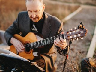 Nick DiGennaro Jazz & Classical Guitar 1