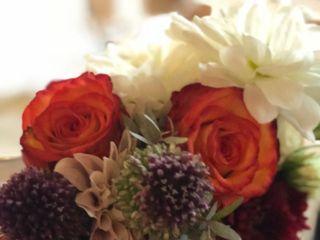 Rose Red & Lavender 2