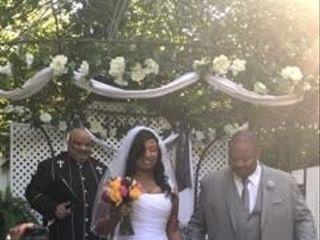 James Hamp, Wedding Officiant 1