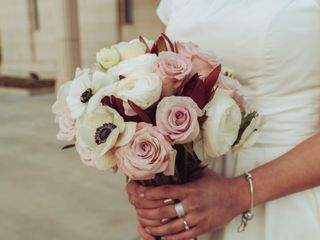 Corsage Creations and Boutonniere 6