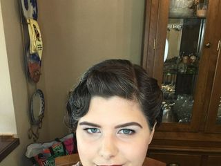 Coreene Collins Hair And Make Up 6