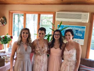 Bella Bridesmaids 1