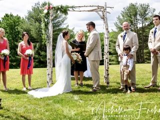Jane E. Rokes, NH Justice of the Peace / Wedding Officiant 7