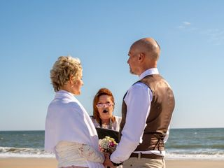 Vows At The Beach 1
