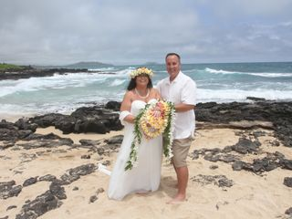 Sweet Hawaii Wedding 5