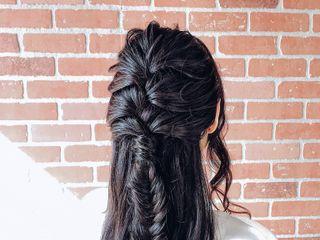 Hair by Leslie Barajas 4