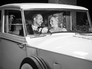Classic Wedding Car 3