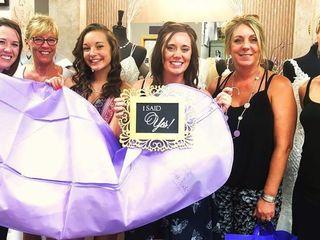 Bridal Aisle Boutique 1