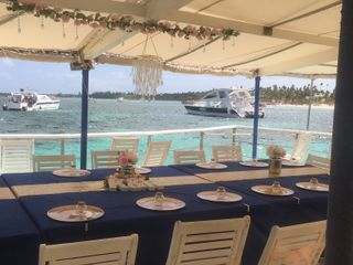 La Barcaza Wedding and Event Boat 2