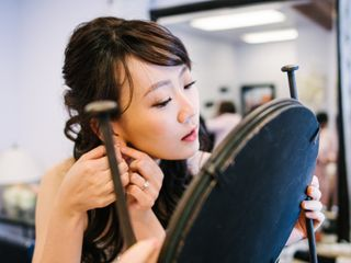 Christy K. Makeup and Hair 1