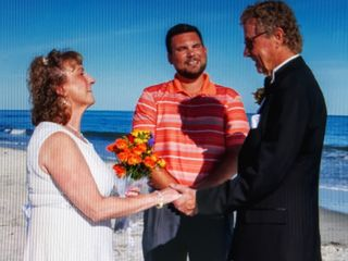 Myrtle Beach Wedding Officiant 2