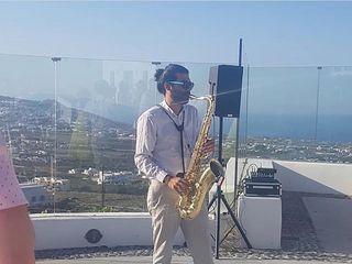 Santorini Wedding DJ 4