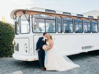 OBX Wedding Trolley 6