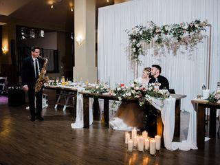 Andrii Liesnyi, Saxophonist & DJ 2