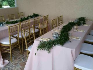 Any Event Linen & Chair Rental 3