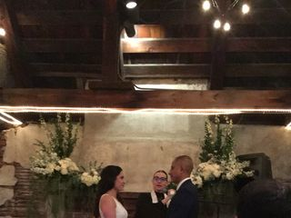 Rev. Mercy - Bilingual Wedding Officiant 2