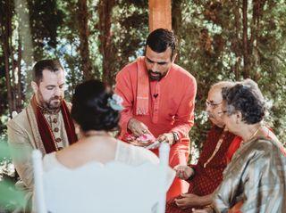 Portland Pandit - Hindu Priest 1