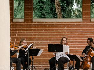 Highland Chamber Players String Quartet 3