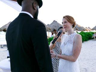 Karla Aldana - Wedding Officiant 4