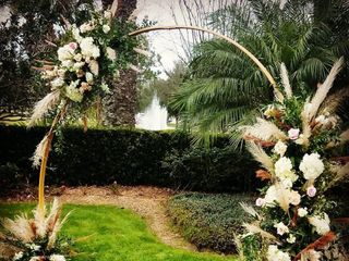 Aime Peterson Flowers and Event Design Studios 4