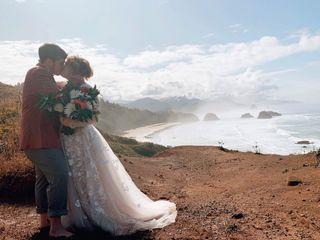 Oregon Beach Ceremonies 1