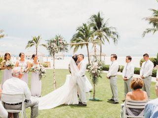A Beautiful Florida Wedding 1