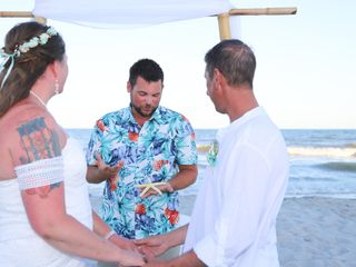 Myrtle Beach Wedding Officiant 1