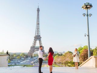 Proposal & Elopement in Paris 4