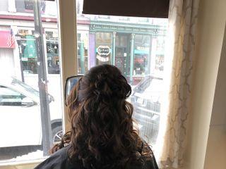 Amy Grzemkowski Bridal Hair & Makeup Artist 1