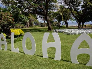 Tropical Maui Weddings 6