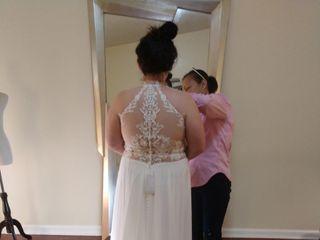 Dora Baker's Bridal Alterations 1