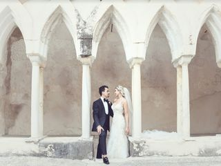 Mr and Mrs Wedding in Italy 5