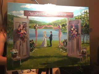 Talia Koval Live Painting 5