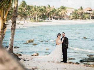 Blue Venado Beach Weddings 1