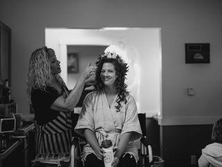 Hair & Makeup by Jocelyn DeChenne 3