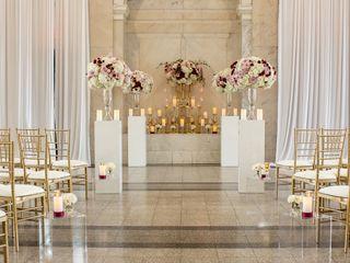 Lugener's Affair Wedding Design 1