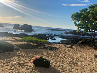 Simple Kona Beach Weddings 2
