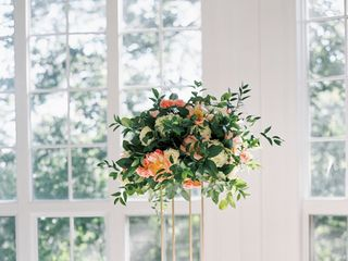 Leslie Lee Floral Design & Event Details 7