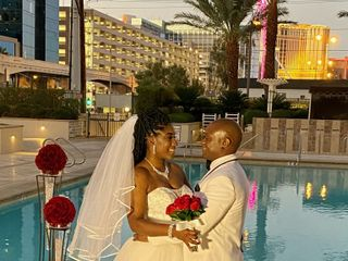The Forever Grand Wedding Chapel at MGM Grand 5