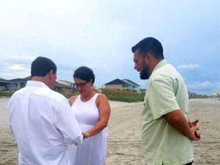 Myrtle Beach Wedding Officiant 6