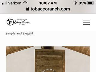 Tobacco Ranch Event Venue 5