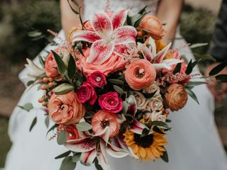 A Happily Ever After Floral 1