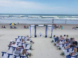 Affordable Beach Wedding 1