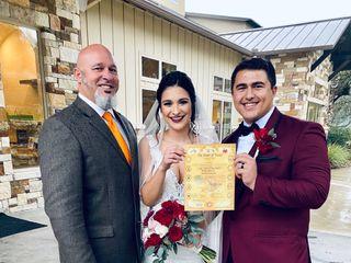 Texas Wedding Ministers 1